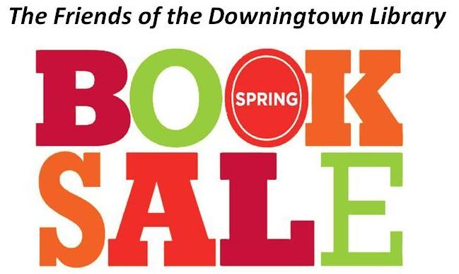 Downingtown Library Book Sale